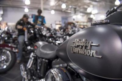 Onderdil Harley Davidson Diketahui Jadi Penumpang Istimewa dalam Penerbangan Garuda