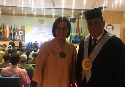 Ari Kuncoro Jadi Rektor UI, Sri Mulyani Titip Ciptakan Pemimpin Masa Depan