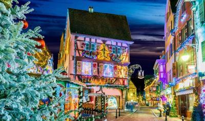 12 Kota Ini Jadikan Festival Natal sebagai Devisa Negara