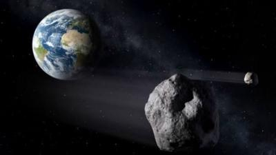 Melaju Cepat, Asteroid Raksasa CH59 Bakal Hantam Bumi?