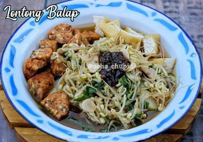 Makan Siang Enaknya Santap Lontong Balap Surabaya dan Perkedel Singkong, Intip Resepnya!