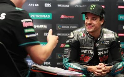 Morbidelli Bertekad Lampaui Raihan Quartararo di MotoGP 2020