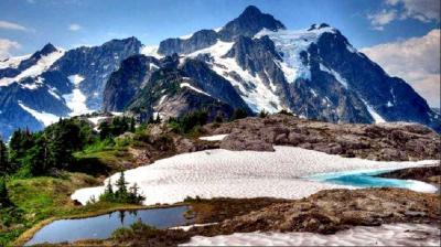 Salju Abadi hingga Memiliki Ratusan Jenis Burung, Ini Pesona Taman Nasional Laurentz