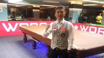 Beda Nasib Dua Atlet Biliar Indonesia di SEA Games 2019