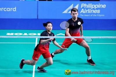 Rinov Mentari Belum Temui Hambatan di Babak Pertama SEA Games 2019