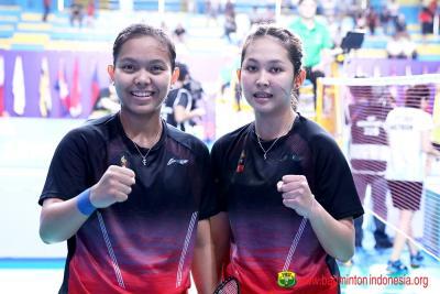 Meski Lolos ke Perempatfinal, Siti Ribka Akui Masih Kesulitan dengan Kondisi Lapangan