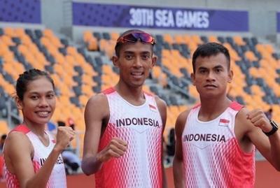 Perolehan Medali Kontingen Indonesia pada Jumat 6 Desember 2019