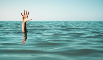 Bocah Tenggelam di Sungai Ciliwung Ditemukan Meninggal Dunia