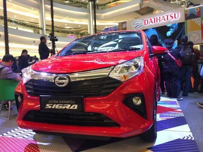 Datsun Hengkang, Daihatsu Senang Jadi Pemimpin Pasar LCGC