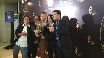 Kucumbu Tubuh Indahku Sabet 8 Piala Citra di Festival Film Indonesia 2019