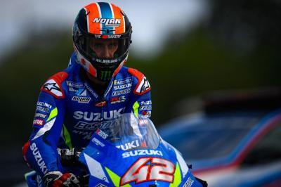 Ini Momen Sulit Rins di MotoGP 2019