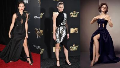 Ini 7 Selebriti Hollywood Pemilik Kaki Tercantik Pilihan Netizen