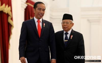 Wapres Ma'ruf Amin Hadiri Peringatan Hari Antikorupsi di KPK, Jokowi Pilih Saksikan Pentas Seni