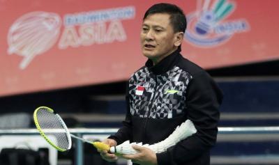 Pelatih Evaluasi Penampilan Tunggal Putra Indonesia di SEA Games 2019