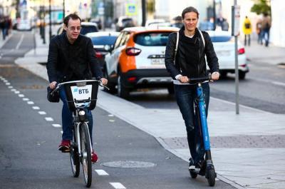 Negara Ini Bolehkan Penggunaan Otoped di Jalan, Asalkan...