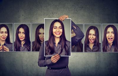 Tes Kepribadian, Siapa yang Tampilkan Senyum Palsu?