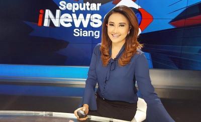 5 Reporter TV Cantik, Bikin Penonton Ogah Ganti Channel