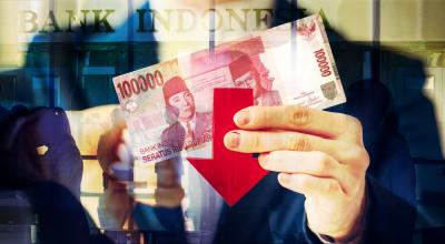 Moody's Prediksi Ekonomi RI hingga 2021 Tak Tembus 5%