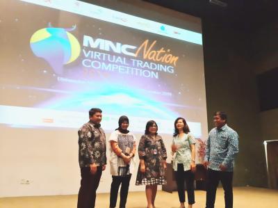 Kompetisi Trading Saham Milenial 'MNC Nation 2019' Banjir Peserta