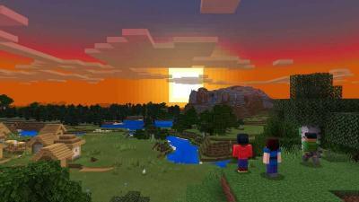 Game Minecraft Bakal Hadirkan Fitur Cross-play untuk PS4