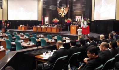PDIP-PSI Minta Gaji TGUPP Dicoret, Gerindra Ngotot Masuk APBD 2020