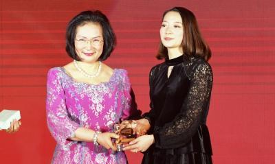 Huang Yaqiong Tak Percaya Raih Titel Pemain Putri Terbaik BWF 2019