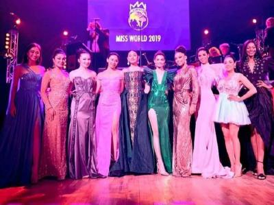 Selamat! Indonesia Masuk 10 Besar Fast Track Beauty With a Purpose Miss World 2019!