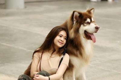 5 Dog Lover Cantik Indonesia, Gemas Banget!