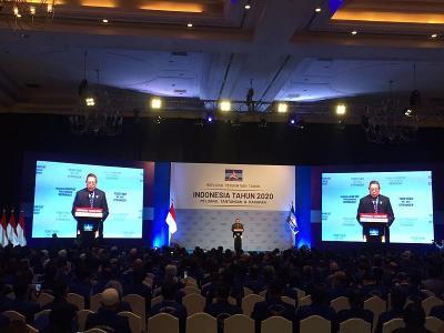 SBY: Pertama Kali Pemilu Diwarnai Politik Identitas Melebihi Takaran