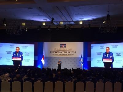 Pidato Refleksi Pergantian Tahun, SBY Soroti 5 Isu Ekonomi