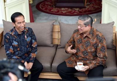 SBY: Selamat Bertugas Jokowi, Rakyat Berharap Masa Depan Semakin Cerah