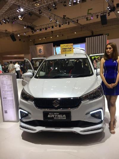 Kenaikan BBNKB Berlaku, Suzuki Justru Yakin Penjualan Naik 10 Persen