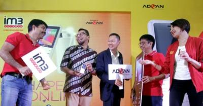 Gandeng Advan, IM3 Ooredoo Rilis 4G Smart Feature Phone dengan KaiOS