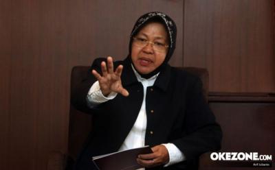 Dikunjungi Menteri PPPA, Risma Curhat soal Gang Dolly