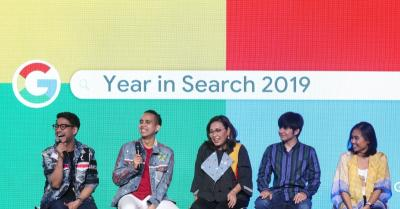 Google 'Year in Search' Ungkap Pencarian Terpopuler Sepanjang 2019 di Indonesia