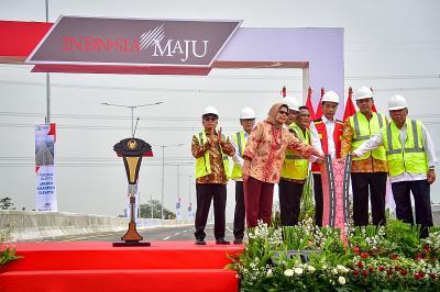 Jokowi Berharap Tidak Lagi Dengar Keluhan Macet