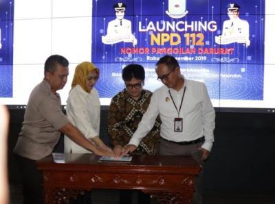 Baru Diluncurkan, Panggilan Darurat Tangsel 112 Tak Bisa Diakses