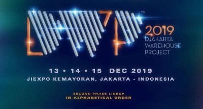 Pemprov DKI Jakarta Izinkan DWP 2019 dengan Catatan Khusus