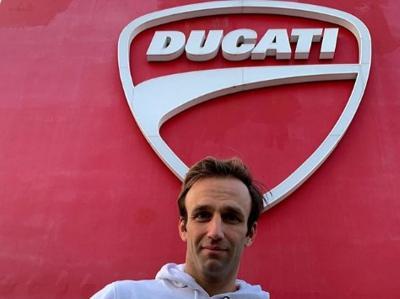 Zarco Dijanjikan Motor Kompetitif oleh Avintia di MotoGP 2020