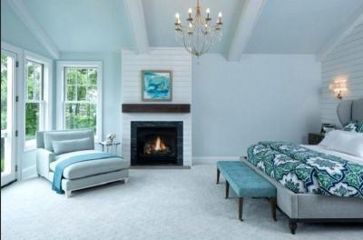 Warna Ruangan Bisa Bangkitkan Mood dan Semangat Pagi