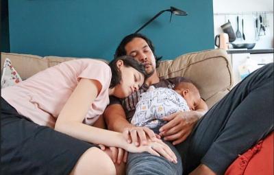 Serunya Kimberly Ryder dan Edward Akbar Jadi Orangtua Baru, Kurang Tidur Tapi Bahagia