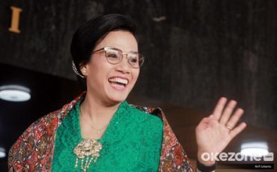 Sri Mulyani Sabet Status Salah Satu Wanita Berpengaruh di Dunia