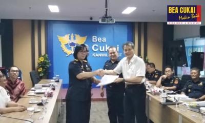 PT Prima Tangki Indonesia Jadi Penyelenggara Pusat Logistik Berikat