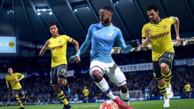 Ini 24 Pemain Sepakbola Tercepat di Game FIFA 20