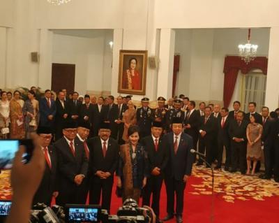 Dilantik Hari Ini, Berikut 9 Nama Wantimpres Jokowi