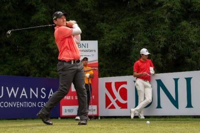 Cetak 13-Under, Younger Pimpin Perburuan Gelar di BNI Indonesian Masters 2019
