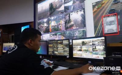 113 Kamera CCTV Siap Intai Pengemudi Ngebut di Tol Layang Japek