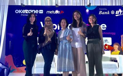 Woman Is Me Jadi Wadah Bagi Perempuan Indonesia untuk Berbagi Ilmu dan Berkarya
