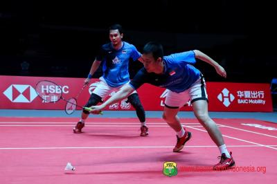 Jadwal Wakil Indonesia di Semifinal BWF World Tour Finals 2019
