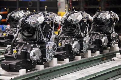 Harley Davidson Buatan Tiongkok Resmi Pakai Mesin 338 Cc